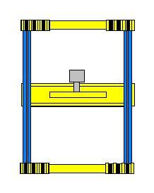 Container crane 2D