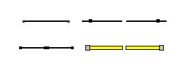 Various gates & barriers 2D