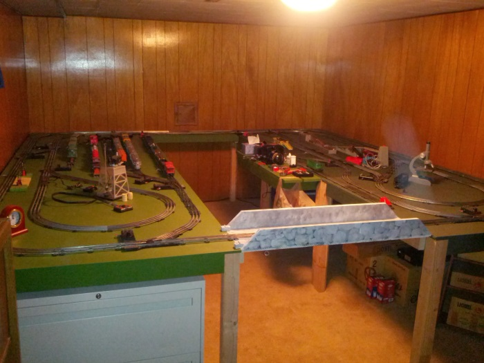... of O gauge Layouts and Track Plans | O Gauge Railroading On Line Forum