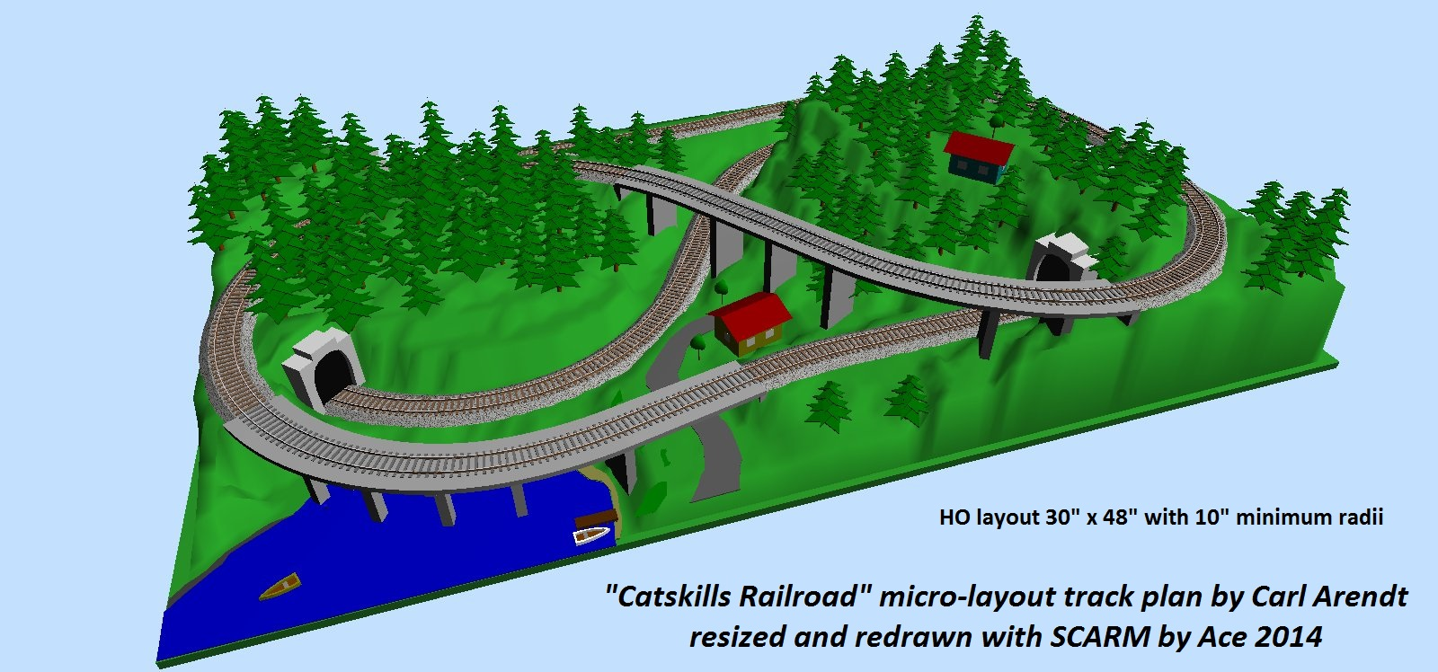 Ho scale track planning software free