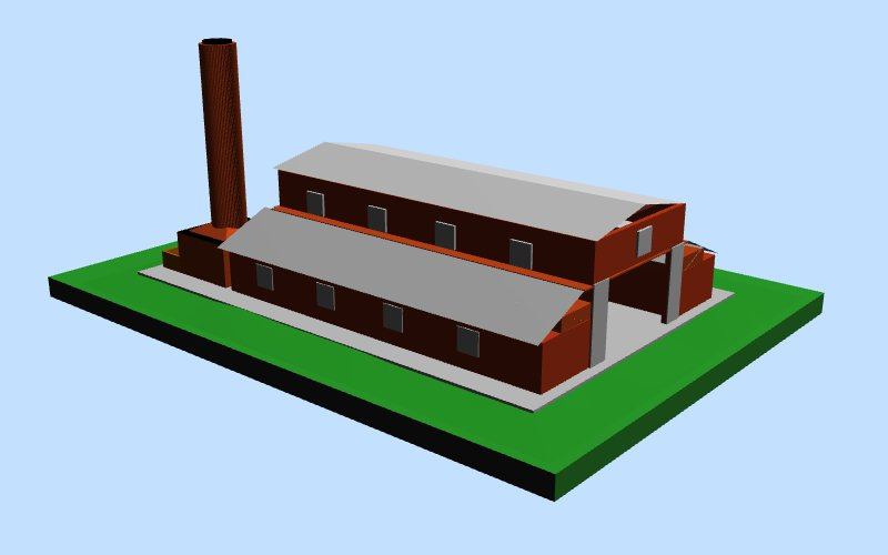 Pola - Boiler House (N261)