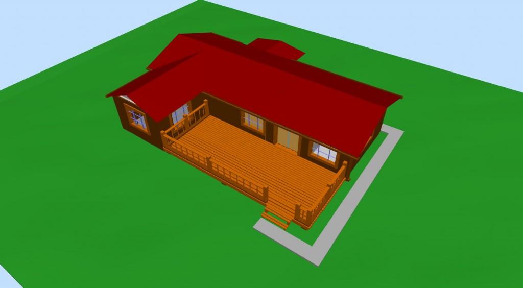 SCARM_living_house_1_HO_scale_3D