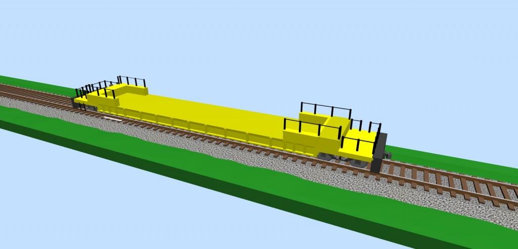 Long platform (empty)
