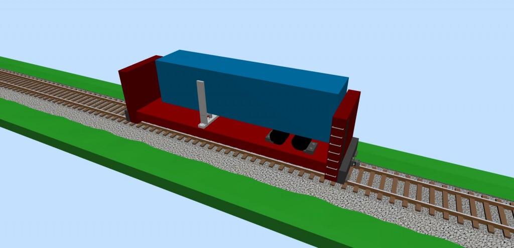 Platform (with trailer)