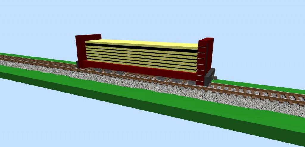 Platform (with load)