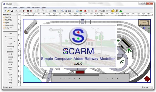 SCARM track planning software - Hello from the author   O ...