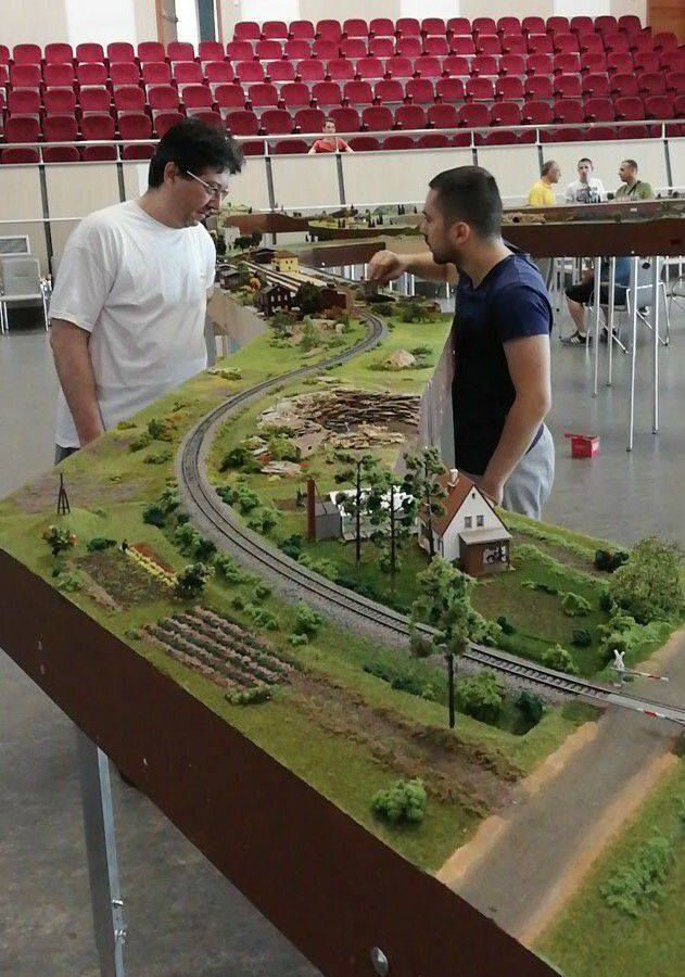 Danube Modular Layout Meeting - Russe 2018 - Img #3