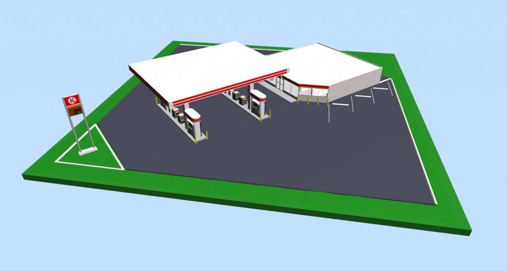 Circle-K Fuel Stop & Convenience Store