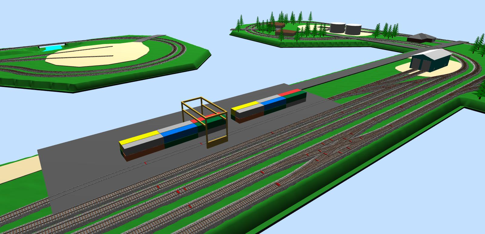 Central Manitoba Model Railroad
