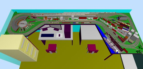 New website with free track plans and layout designs - Free room design website ...