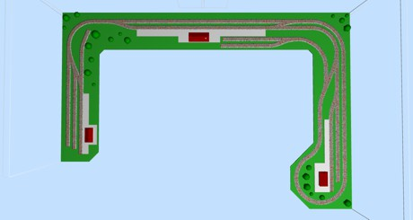 O scale layout ideas design
