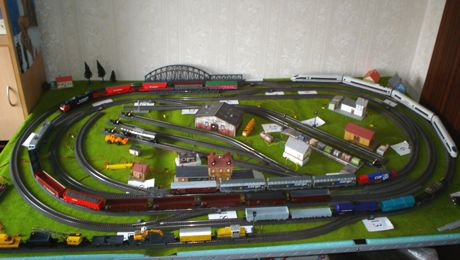 Model Train Layouts Amp Track Plans Various Projects