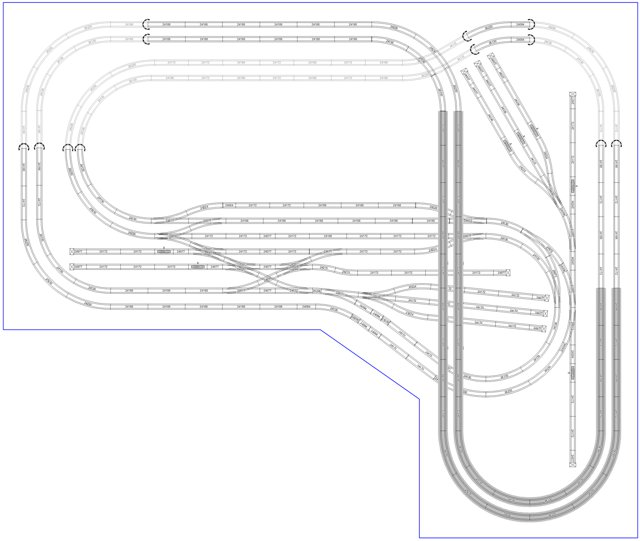 Marklin ho c track plan 320x270 for Layout plan software
