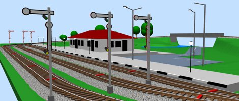 Scarm The Leading Design Software For Model Railroad Layouts