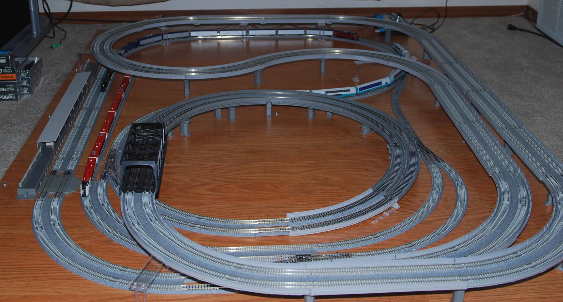 Kato Track Wiring Library N Scale Published 12 Feb 2015 At 1800 966 In