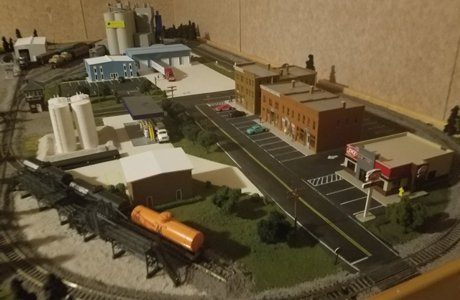 Model Train Layouts Track Plans With Bachmann Tracks Various Projects Designed With Scarm Layout Software