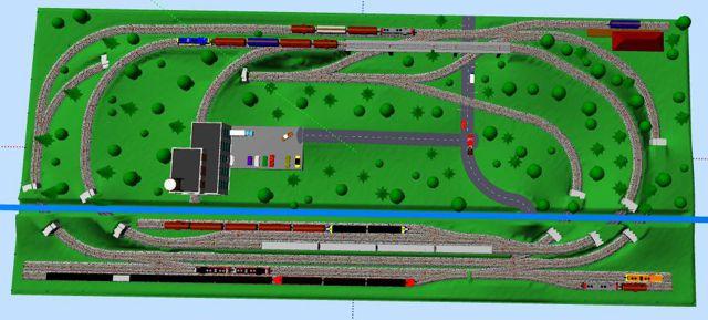 Atlas N Scale True Track Layout Plans - Racks Blog Ideas