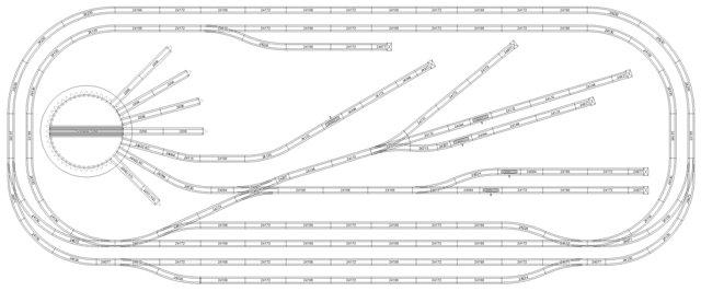 Marklin Ho C Track Amp K Track 300x125