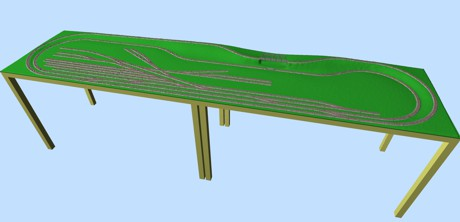 Sensational Model Train Layouts Track Plans With Atlas Tracks Pdpeps Interior Chair Design Pdpepsorg