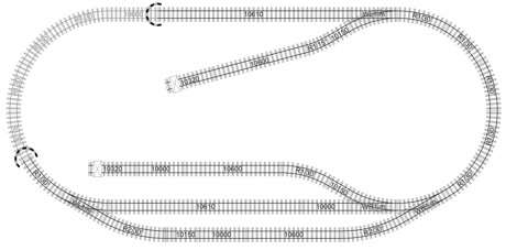 Track plans together with Vulcan Aircraft Engine furthermore Railroad Car Plans likewise I0000YE1PoCC6Eps further Ho Model Train Layouts Track Plans. on ho track plans